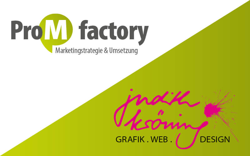 Kooperation ProM factory und Judith Kröning