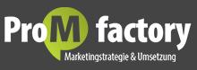 logo ProM factory neg
