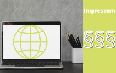 Website-Betreiber aufgepasst: Anpassung im Impressum erforderlich